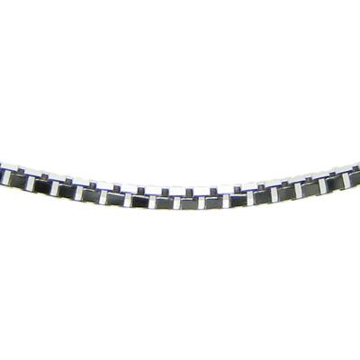 Pt850 プラチナ ベネチアンチェーン 1.4mm